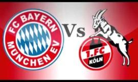 Prediksi Bola Bayern Munchen vs Koln 24 Oktober 2015